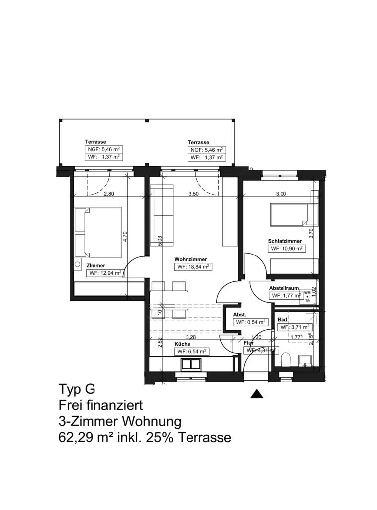 Wohnungstyp G