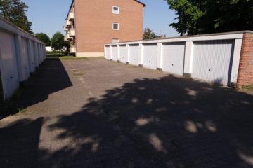 Garage im Heimerpark zu vermieten, 41748 Viersen (Heimer)<br>Einzelgarage