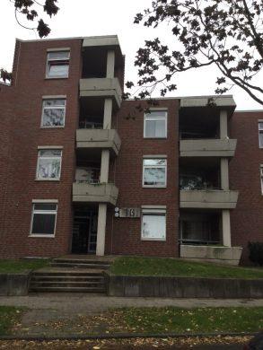 Zwei Zimmer mit Balkon 41748 Viersen (Hamm)<br>Etagenwohnung