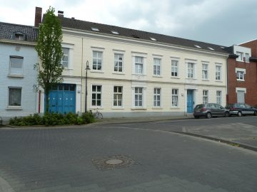 Zentrale Wohnung mit Wohlfühlatmosphäre 41747 Viersen (Stadtmitte)<br>Etagenwohnung