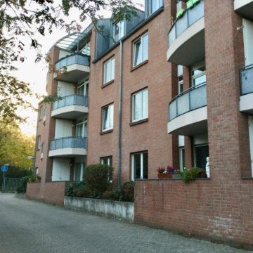 2 Zimmer im Zentrum von Viersen, 41747 Viersen (Stadtmitte)<br>Dachgeschosswohnung