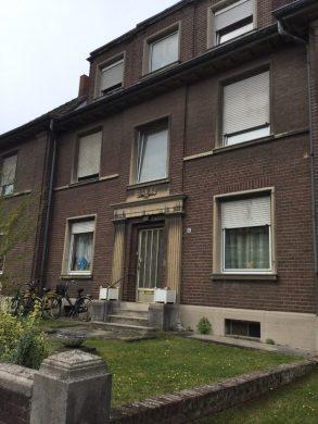 Innenstadtnahe 3 Zi.-Wohnung 41747 Viersen (Hoser)<br>Etagenwohnung