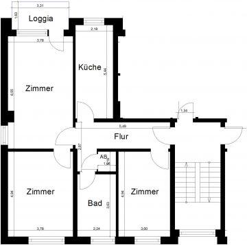 Super Lage für Familien 41748 Viersen (Heimer)<br>Etagenwohnung