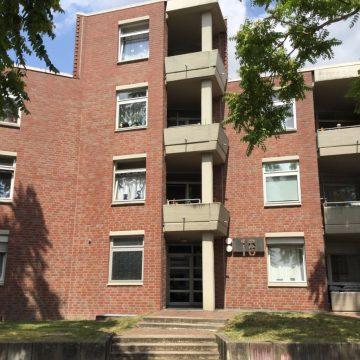 Attraktive Wohnung mit Sonnenbalkon 41748 Viersen (Hamm)<br>Etagenwohnung