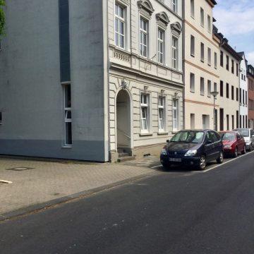 VIE ZENTRUM Wohnen hinter historischer Fassade! 41747 Viersen (Stadtmitte)<br>Etagenwohnung